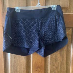 Navy Blue Athleta Shorts